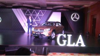 Mercedes-Benz launches 2017 GLA in India at Rs 30.65 lakh