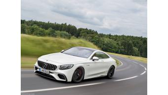 Mercedes-Benz launches S63 AMG Coupe in India at Rs 2.55 crores