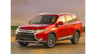 Mitsubishi UK launches special edition Outlander