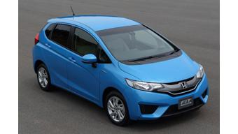 Honda receives 2,336 bookings for the new Jazz