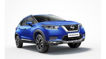 Nissan launches BS6 Kicks in India; prices begin at Rs 9.50 lakh