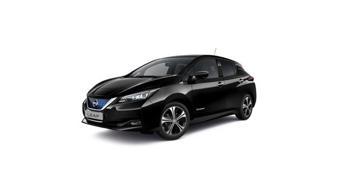 Nissan introduces online reservation system for New LEAF in UK