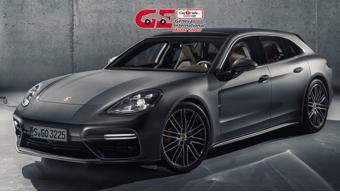 Geneva 2017: Porsche Panamera Sport Turismo revealed