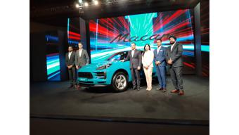 Porsche Macan introduced in India at Rs 69.98 lakhs
