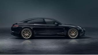 Porsche Panamera 4 listed on India website