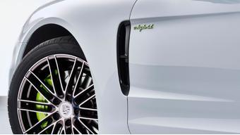 Porsche plans for a Panamera 4 E-Hybrid with 500bhp