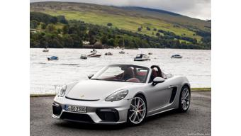 Porsche launches 2020 718 Spyder and Cayman GT4 launched in India at Rs 1.59 crore and 1.63 crore