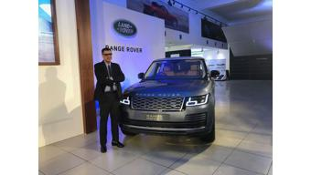 MY 2018 Range Rover launched for Rs 1.74 crore