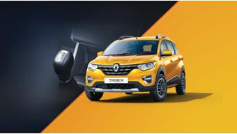 Renault Triber AMT launched in India at Rs 6.18 lakh