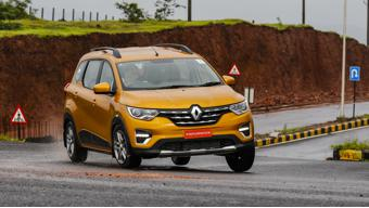 What else is available for the price of the Renault Triber AMT