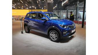 Renault Triber breaks cover at the 2020 Auto Expo