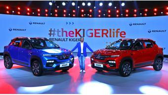 Production-spec Renault Kiger breaks cover