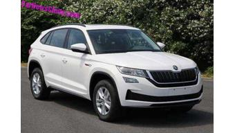 Skoda Kodiaq GT Coupe leaked, to be introduced in India