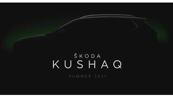 Skoda Kushaq global debut on 18 March