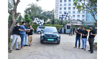 Tata Motors hosts Mileage Challenge Rally in the city of Pune
