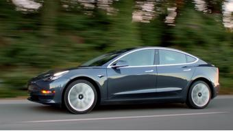 Tesla Model 3 performance version confirmed