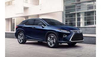 Three row Lexus RX under consideration
