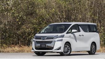 Toyota Vellfire MPV India launch tomorrow