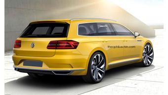 Volkswagen considering Arteon Shooting Brake
