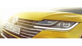Geneva 2017: Volkswagen to unveil Arteon sedan