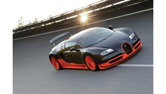 The first Bugatti Veyron to be produced goes put up for auction