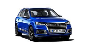 Upcoming Audi  Q7