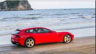 Ferrari Purosangue SUV Image
