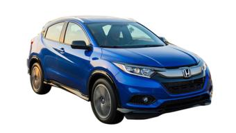 Upcoming Honda  HR-V