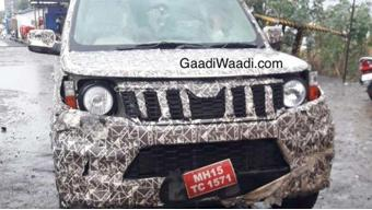 Mahindra New TUV300 BS6