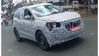 Upcoming Mahindra  XUV700