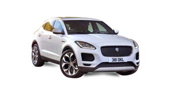 Upcoming Jaguar  E-Pace