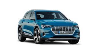 Upcoming Audi  e-tron