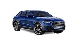 Upcoming Audi  Q3