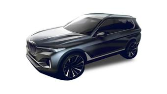Upcoming BMW  X8