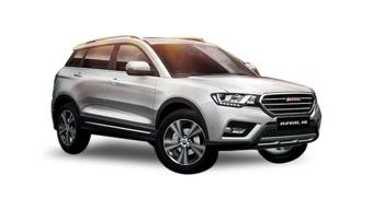 Upcoming Haval  H6