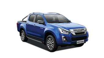 Upcoming Isuzu  D-Max V-Cross