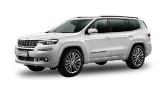 Upcoming Jeep  Jeep Compass Seven-Seater