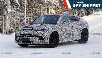 Upcoming Lamborghini  Urus Facelift