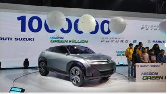 Upcoming Maruti Suzuki  Futuro-E