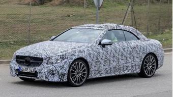 Upcoming Mercedes-Benz  E-Class Cabriolet
