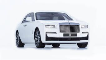 Upcoming Rolls Royce  Ghost