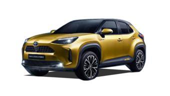 Upcoming Toyota  Yaris Cross