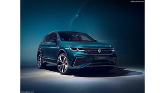 Upcoming Volkswagen  Tiguan