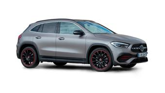 Upcoming Mercedes-Benz  GLA