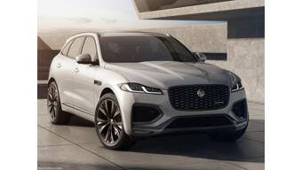 Upcoming Jaguar  2021 Jaguar F-Pace