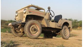 THE FIRST SAMURAI – UNIVERSAL JEEP CJ-3B - User Review