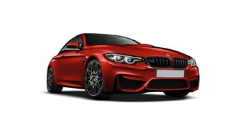BMW M4 Vs Toyota Land Cruiser