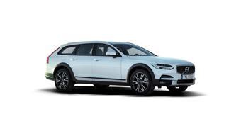 Jaguar F-Pace Vs Volvo V90 Cross Country