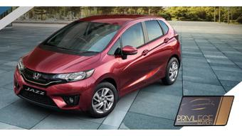 Top 3 things you need to know about the Honda Jazz Privilege edition
