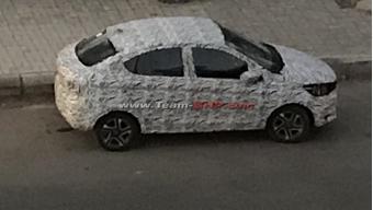 Tata Tigor Facelift Image